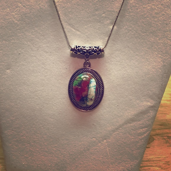 homemade Jewelry - Pendant necklace